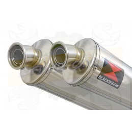 Twin 400mm Round Stainless...