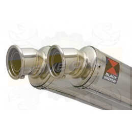 Twin 350mm Round Stainless...