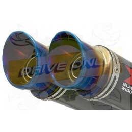 Twin 230mm Round GP Style...