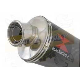400mm Oval Carbon Fibre...