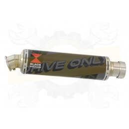 350mm Round Carbon Fibre...