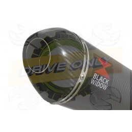200mm Oval Carbon Fibre...