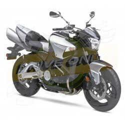 Silencieux sport Dominator : GSX 1300  B-King 2007 - 2012