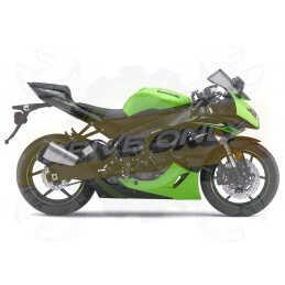 Ninja ZX-6R  2009 - 2012