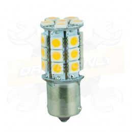 2 ampoules Led  BA15S - Culot P21W