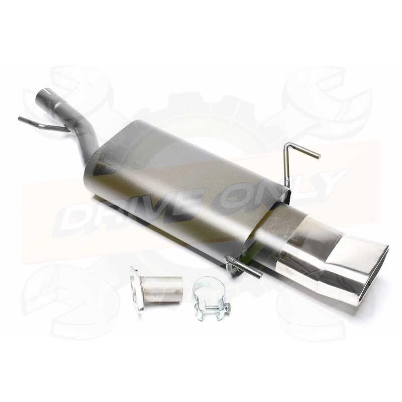 Silencieux Sport TaTechnix Astra G Diesel Standard 1998 - 2005