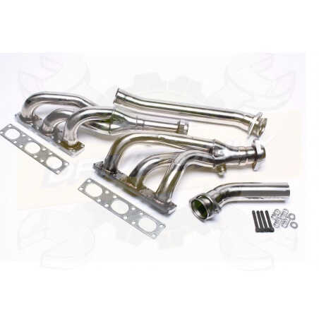 Collecteur d'échappement  DriveOnly Inox Sport E39 520 / 523 / 525 / 528 / 530 i Berline & Break  1995 - 2003