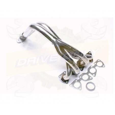 Collecteur d'échappement  DriveOnly Inox Sport 106 1.6 16v / S16  1992 - 2003