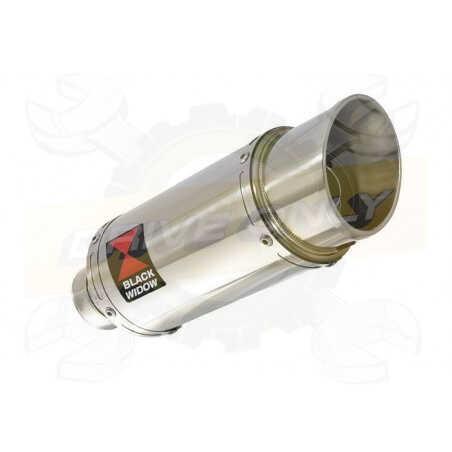 R850R ROADSTER tube de raccord et Rond Silencieux En Inox 200mm