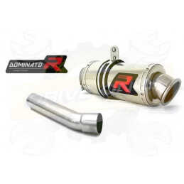Silencieux sport Dominator : RS 125 1999 - 2012