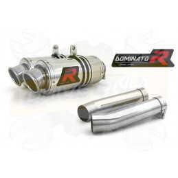 Silencieux sport Dominator : RSV 1000 Standard / R / Factory 2004 - 2009