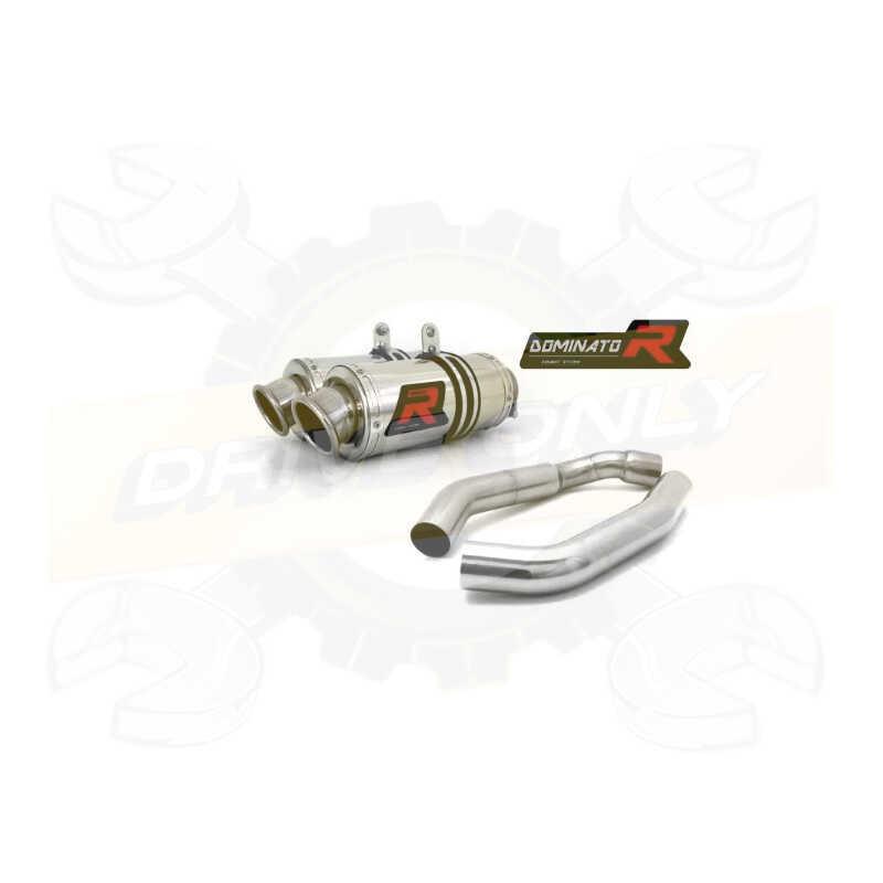 Silencieux sport Dominator : CBR 1000 F 1988 - 2004