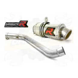 Silencieux sport Dominator : R 1150 RT 2001 - 2004
