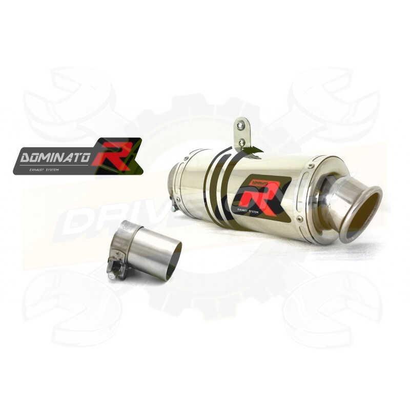 Silencieux sport Dominator : R 1150 GS 1999 - 2003