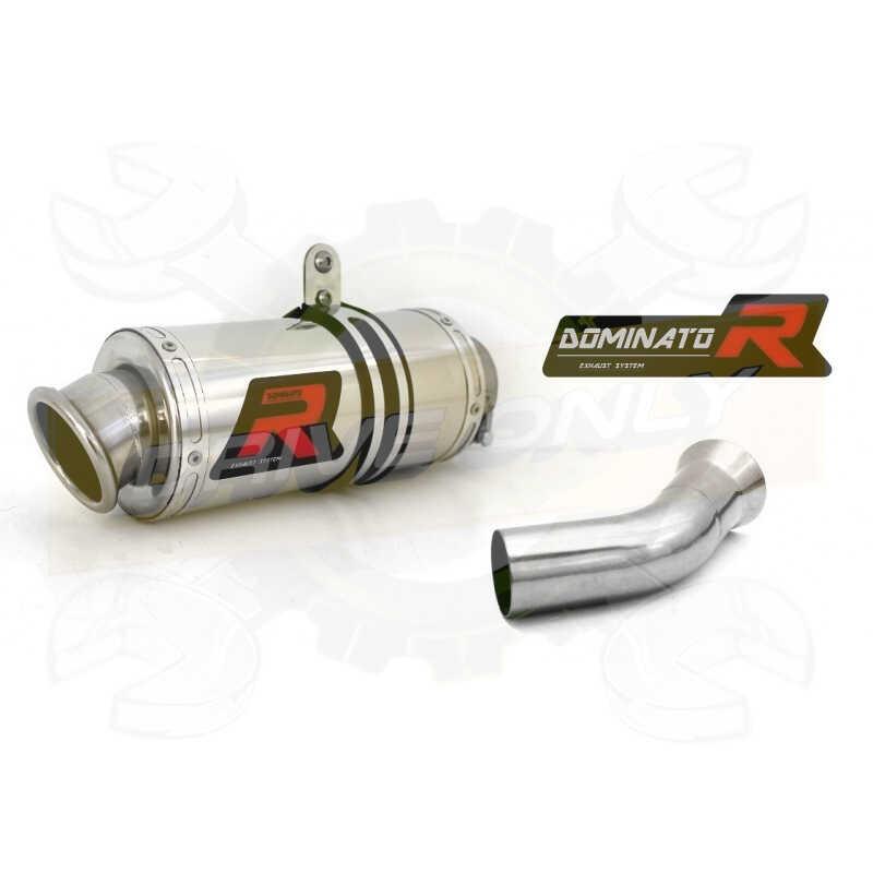 Silencieux sport Dominator : K 1200 GT 2006 - 2009