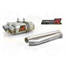 Silencieux sport Dominator : Super Sport SS 750 2000 - 2002
