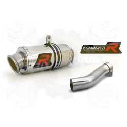 Silencieux sport Dominator : CBR 500 R 2013 - 2015