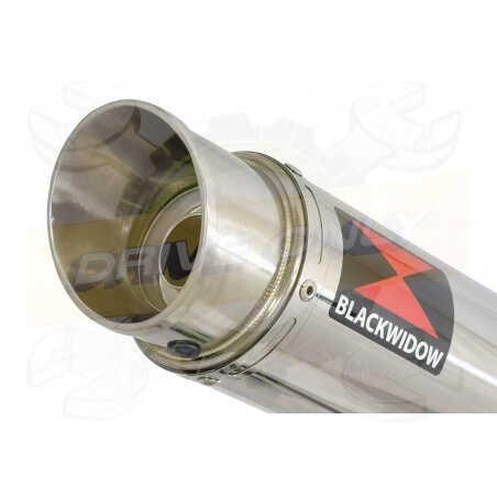 GSX1200 INAZUMA Ligne complète& Silencieux Rond GP Style En Inox 360mm