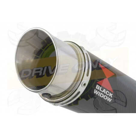 GSX1200 INAZUMA Ligne complète& Silencieux GP Rond En Carbone 350mm