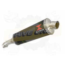 F700 GS Exhaust tube de...