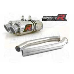 Silencieux sport Dominator : VTR 1000 SP2 2002 - 2006