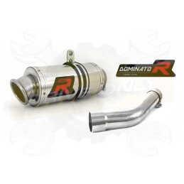 Silencieux sport Dominator : VFR 800 1998 - 2001
