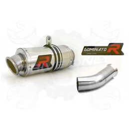 Silencieux sport Dominator : VFR 750 1993 - 1997