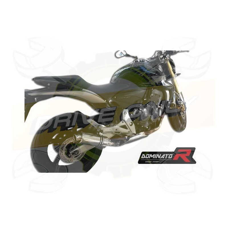 Silencieux sport Dominator : CB 600 F Hornet 2007 - 2012