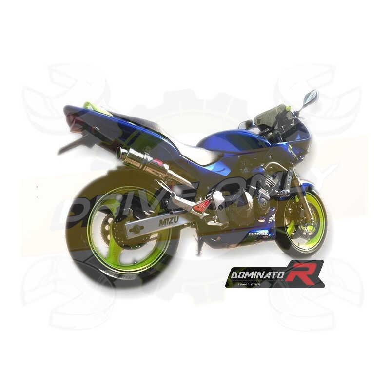 Silencieux sport Dominator : CB 600 F Hornet 1998 - 2001