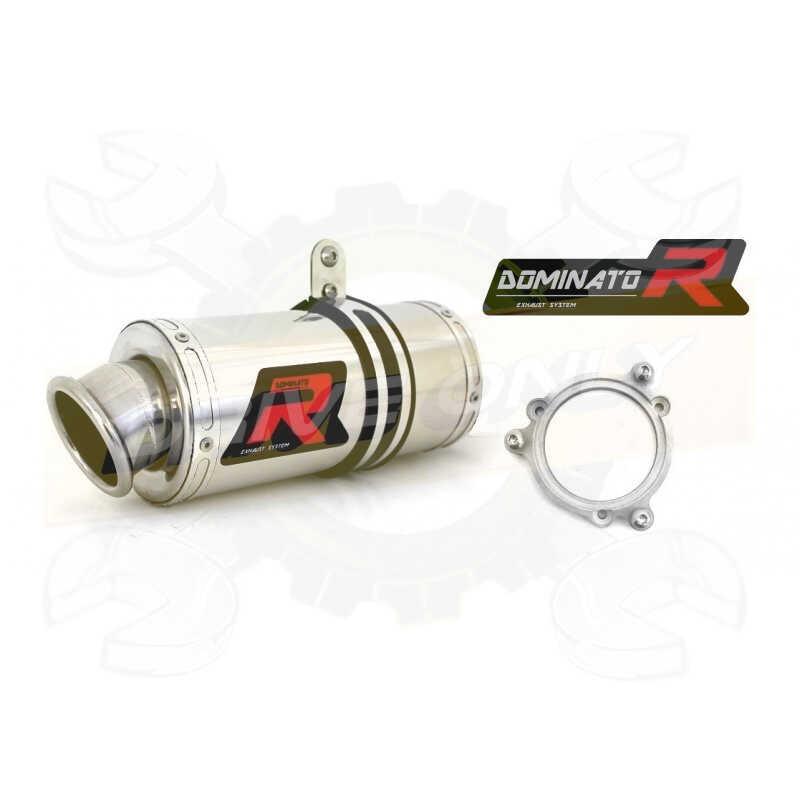 Silencieux sport Dominator : Cbr 929 / 954 RR 2000 / 2004
