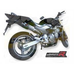 Silencieux sport Dominator : CB 600 F Hornet 2003 - 2006