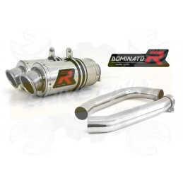 Silencieux sport Dominator : VTR 1000 Firestorm 2002 - 2006