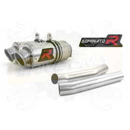 Silencieux sport Dominator : ZZR 600 1990 - 2004