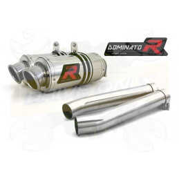 Silencieux sport Dominator : ZZR 1200 2002 - 2005