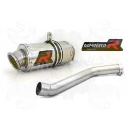 Silencieux sport Dominator : Z750 2004 - 2006