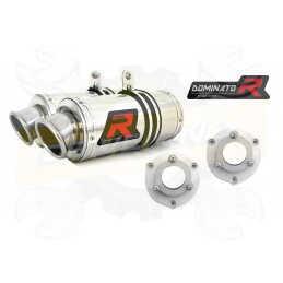 Silencieux sport Dominator : 690 SM / Super Moto 2007 - 2009