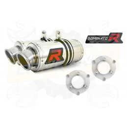 Silencieux sport Dominator : 950 Super Moto Standard / R 2005 - 2008