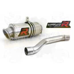 Silencieux sport Dominator : XF 650 Freewind 1997 - 2001
