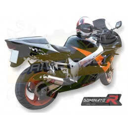 Silencieux sport Dominator : GSXR 600 SRAD 1997 - 2000