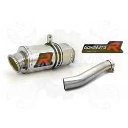 Silencieux sport Dominator : GSXR 600 / 750 2008 - 2010