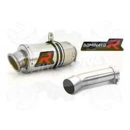 Silencieux sport Dominator : GSXR 600 / 750 2006 - 2007