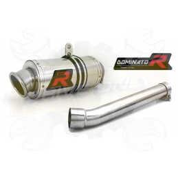 Silencieux sport Dominator : GSXR 1000 2005 - 2006