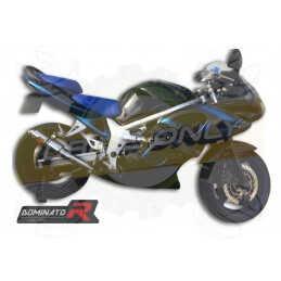 Silencieux sport Dominator : SV 650 S / N 1999 - 2002