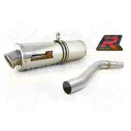 Silencieux sport Dominator : DR 650 SE 1997 - 2009