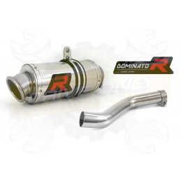 Silencieux sport Dominator : GS 500 1988 - 2002