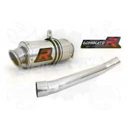 Silencieux sport Dominator : GSX F 600 / 750 1988 - 2007
