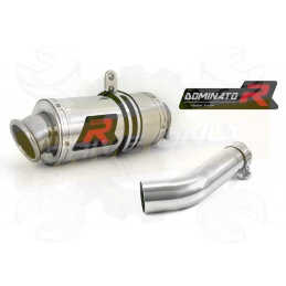 Silencieux sport Dominator : GSR 750 2011 - 2016