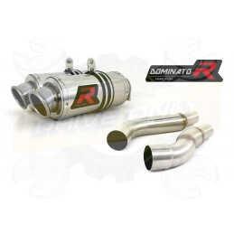 Silencieux sport Dominator : Street Triple 675 2007 - 2012