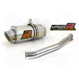Silencieux sport Dominator : YZF R6 1999 - 2002