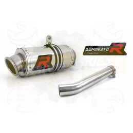 Silencieux sport Dominator : FZR 600 1994 - 1999